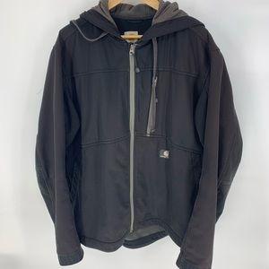 Carhartt Large (tall) soft shell J251 thermal coat